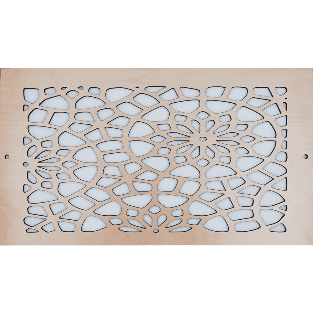 Floral – Vent Cover